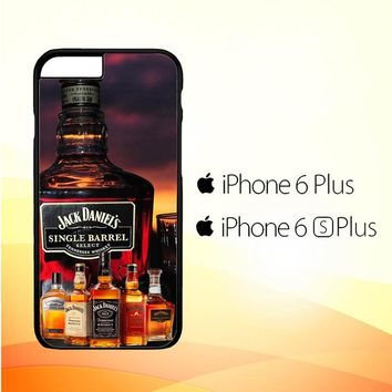 Jack Daniels X4780 iPhone 6 Plus|6S Plus Case