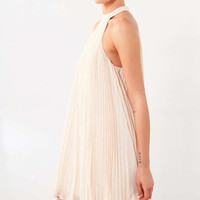 Keepsake Clarity Baby Pleat Mini Dress - Urban Outfitters