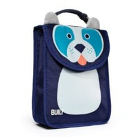 BUILT NY Big Apple Buddies Insulated Lunch Sack, Delancey Doggie (BAB1-DOG)