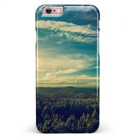 Country Skyline iPhone 6/6s or 6/6s Plus INK-Fuzed Case