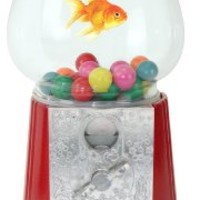 BigMouth Inc The Classic Gumball Machine Fishbowl