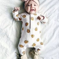 SR065  2016 High quality baby rompers spring and autunm boy clothes for newborn girl jumpsuit baby clothes newborn kids clothes