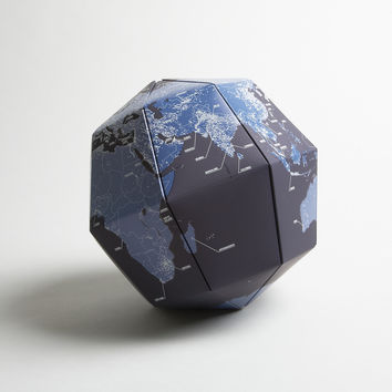 Nighttime Sectional Globe