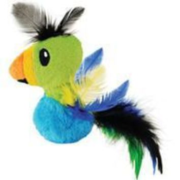 Petstages - Feather Toucan Catnip Toy