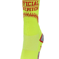 Softball Fast-Pitch Socks