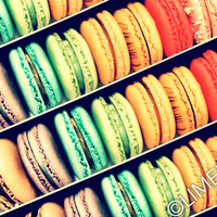 French Macaroons  Somewhere Over the by TheLimelightProject