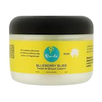 Curls Blueberry Bliss Twist N Shout Cream, 8 oz - Walmart.com