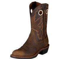 Women's Heritage Roughstock Boot by Ariat Boots