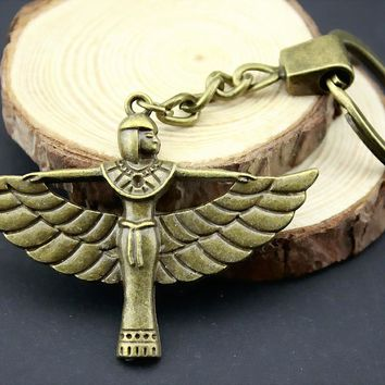 Home Party Favors Bronze Egypt Goodness  Party Holder Souvenir Pendants Jewelry Making DIY Craft Supplies Paper Gift Box