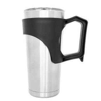 Kuuma Tumbler w/Handle - 20oz - Black