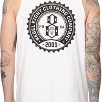 REBEL8 Machinery Tank Top