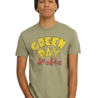 Green Day Dookie Logo T-Shirt
