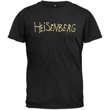 Breaking Bad - Heisenberg Signature T-Shirt