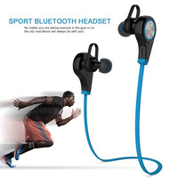 Bluetooth Earphone Wireless Sports Headphones In ear Headset Running Music Stereo Earbuds Handsfree with Mic for Smartphones