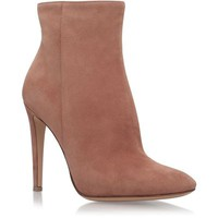 Gianvito Rossi Dree Suede Boots 100