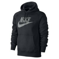 Nike Store. Nike Hybrid Brushed Fleece Pullover Men's Hoodie