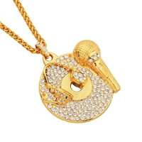 New Arrival Jewelry Gift Shiny Stylish Alloy Necklace [10819553859]