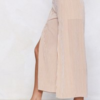 Feel the Breeze Culotte Pants