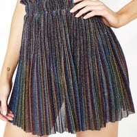 Untamed Goddess Rainbow Skirt