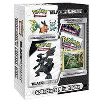 Pokémon USA TCG: Black & White Binder Box