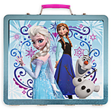 Frozen Tin Art Case Set