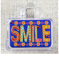 Natural Life Toothbrush Cover - Blue Smile