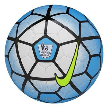 Nike 'Strike' Soccer Ball, Size 4 - Blue