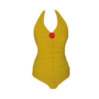 Belle Beauty and the Beast Inspired Swimsuit Disney Custom Fit Costume Style