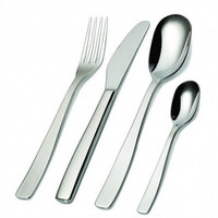 Alessi Knifeforkspoon Flatware Collection by Jasper Morrison