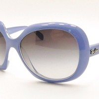Ray Ban 4208 6103/8G Wisteria Sunglass New Authentic