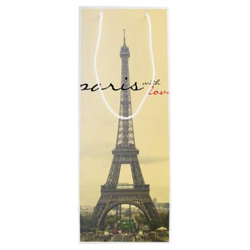 Paris with Love Small Gift Bag