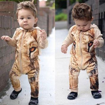 PEAPIX3 Fashion Children Baby Kids Cute Mom's baby Funny One-piece Clothing [9496583044]