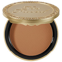 Milk Chocolate Soleil Light/Medium Matte Bronzer - Too Faced | Sephora