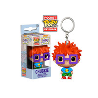 Nickelodeon Rugrats Chuckie Pocket Pop! Key Chain-