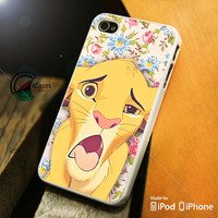The Lion King New iPhone 4 5 5c 6 Plus Case, Samsung Galaxy S3 S4 S5 Note 3 4 Case, iPod 4 5 Case, HtC One M7 M8 and Nexus Case