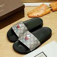 Gucci Fashion Casual Slipper Shoes-6