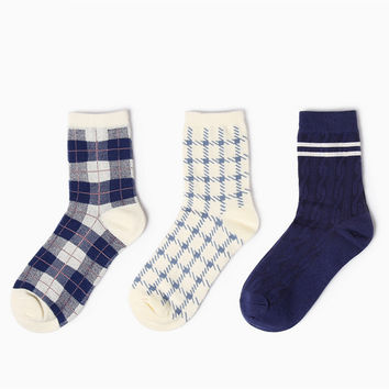 Essential Navy Sock Set