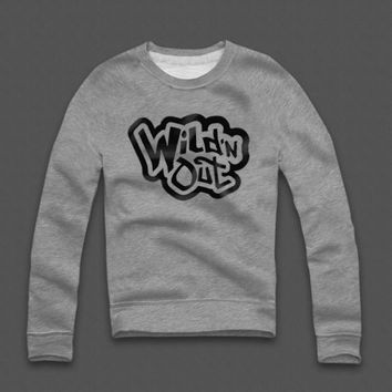 Wild N Out Sweatshirt - WEHUSTLE | MENSWEAR, WOMENSWEAR, HATS, MIXTAPES & MORE