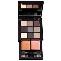NYX Smokey Look Kit, 9 eyeshadows /2 lip colors