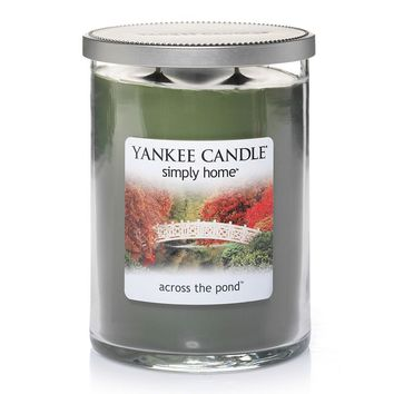 Yankee Candle simply home Across the Pond 19-oz. Jar Candle (Green)