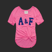 Womens Short Sleeve | Womens Graphic Tees | Abercrombie.com