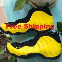 [ Free  Shipping ]Nike Air Foamposite One 314996-701  Basketball Sneaker