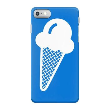 ice cream cone funny iPhone 7 Case