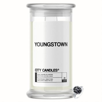 Youngstown City Jewelry Candle