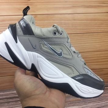 DCCK Nike M2K Tekno AV7030 600 Nike daddy shoes