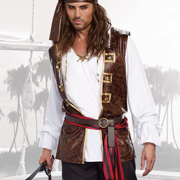"""Seaworthy Pirate"" Costume"