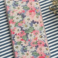 Special Cute  Sunflower Silk Pattern Iphone  Protective Case