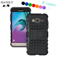 HATOLY For Cover Samsung Galaxy J3 Case Hard Rubber Silicone Phone Case for Samsung Galaxy J3 Cover for Samsung J3 J310 J310F *