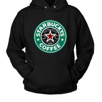 DCCK7H3 Bucky Barnes The Winter Soldier Coffee Hoodie Two Sided