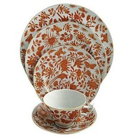 Sacred Bird and Butterfly Dinnerware Collection